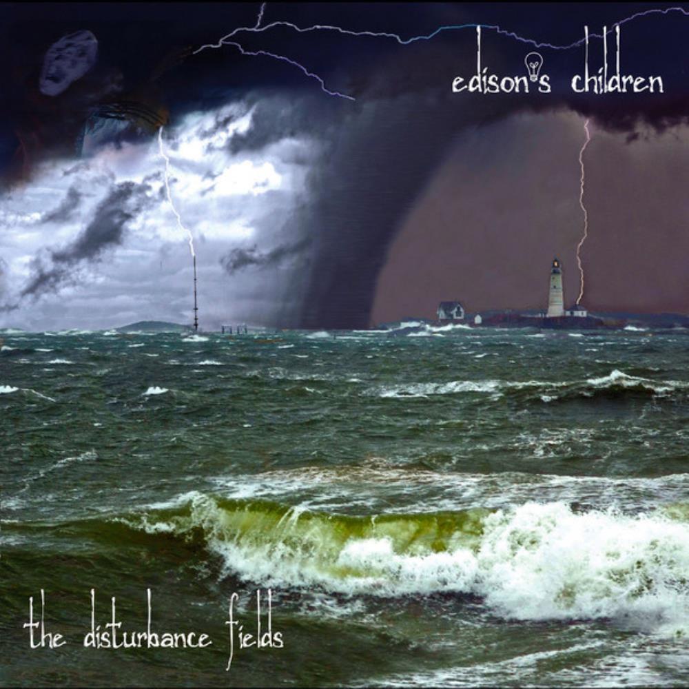 The Disturbance Fields by EDISON'S CHILDREN album cover