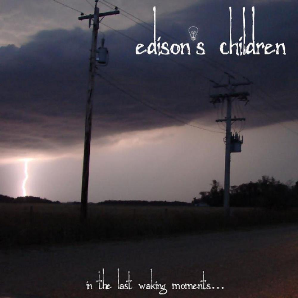 Edison's Children - In The Last Waking Moments... CD (album) cover
