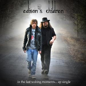 Edison's Children - In The Last Waking Moments... EP Single CD (album) cover