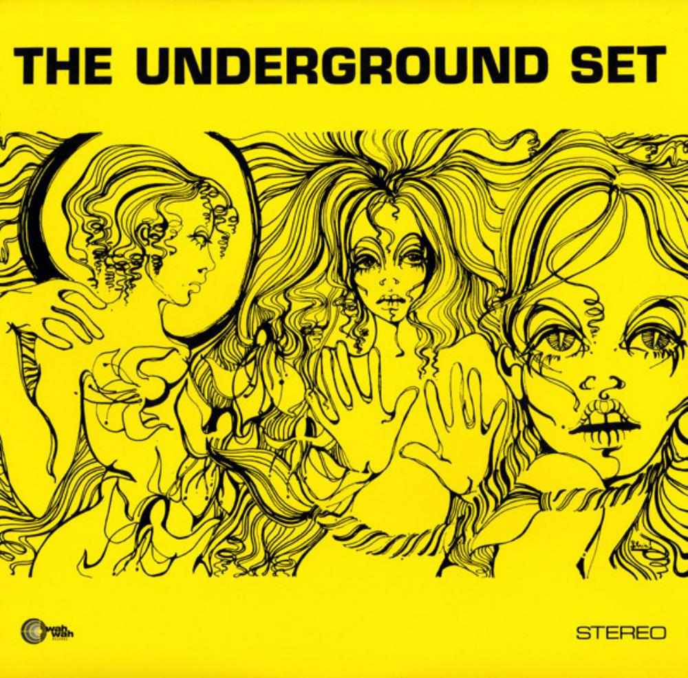The Underground Set The Underground Set album cover