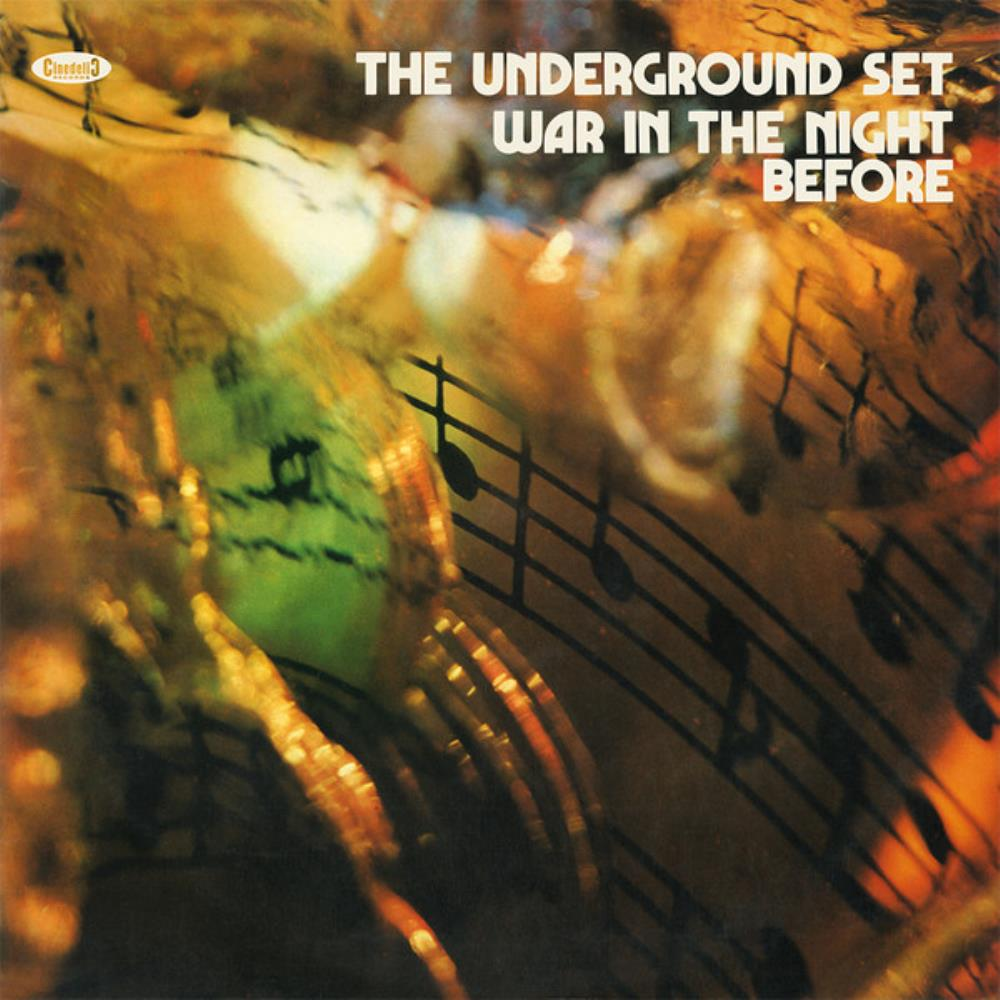 War In The Night Before by UNDERGROUND SET, THE album cover