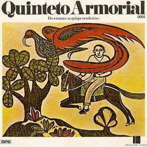Do Romance ao Galope Nordestino by QUINTETO ARMORIAL album cover