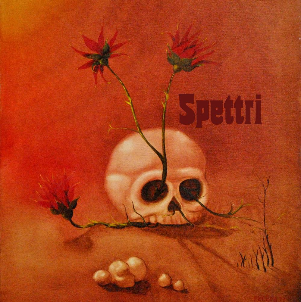 Spettri by SPETTRI album cover