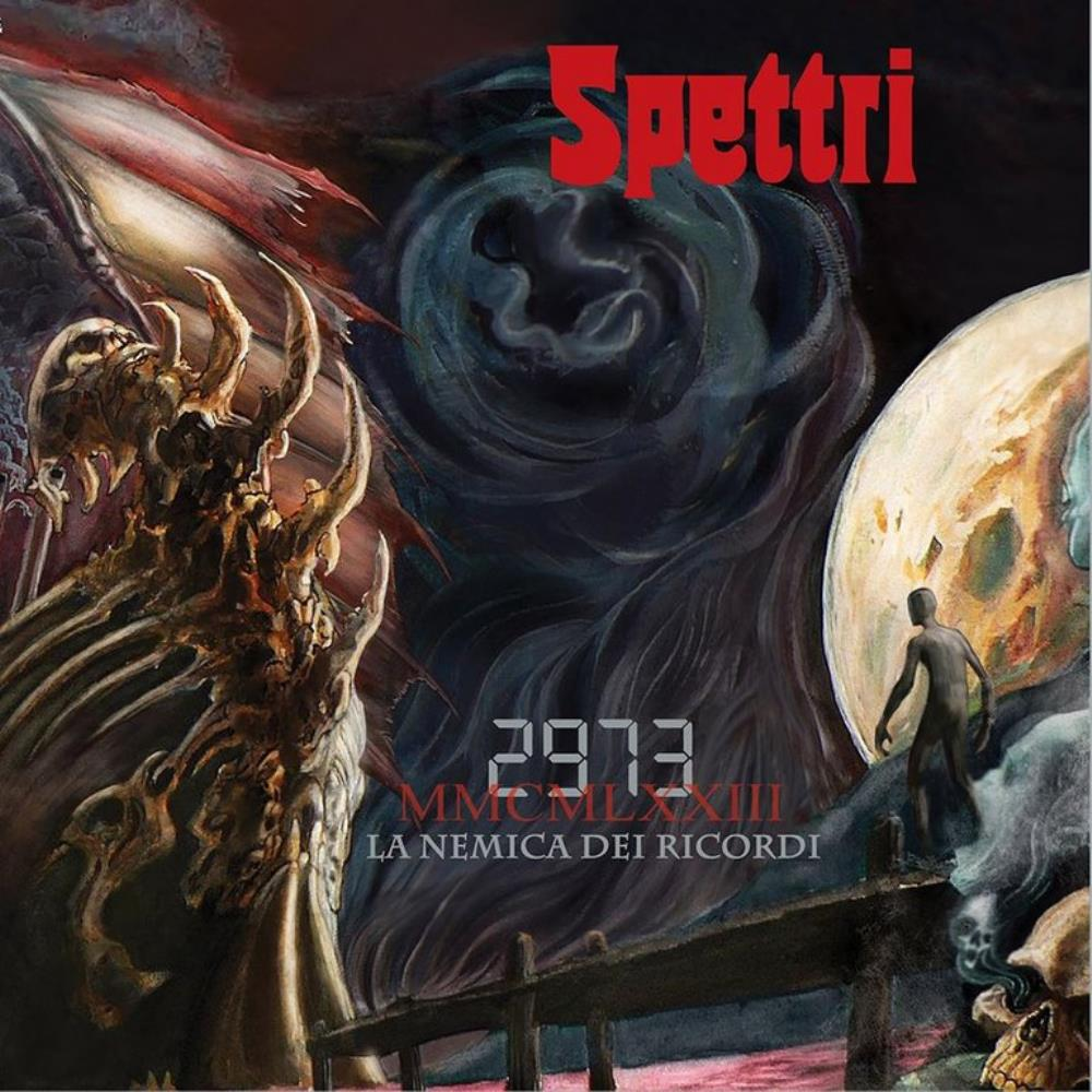 2973 - La Nemica Dei Ricordi by SPETTRI album cover