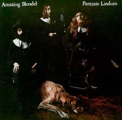 Fantasia Lindum by AMAZING BLONDEL album cover