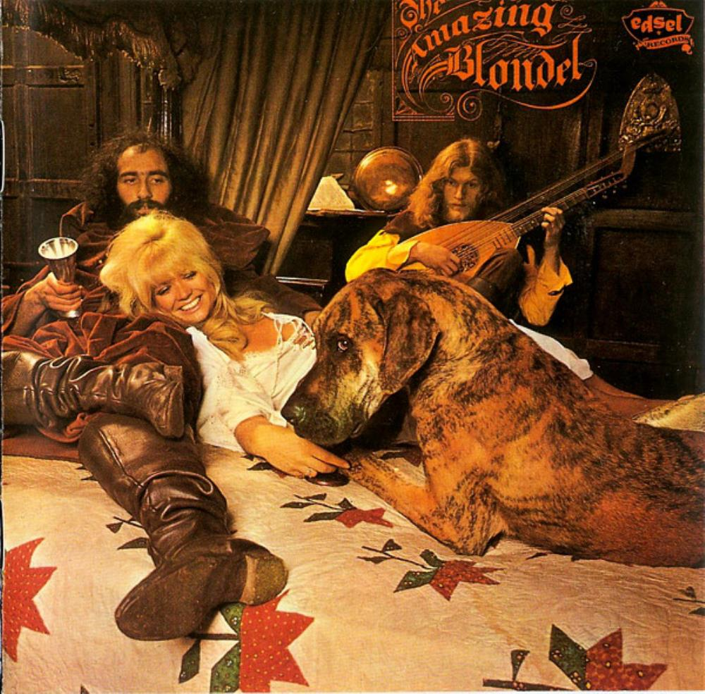 The Amazing Blondel & A Few Faces by AMAZING BLONDEL album cover