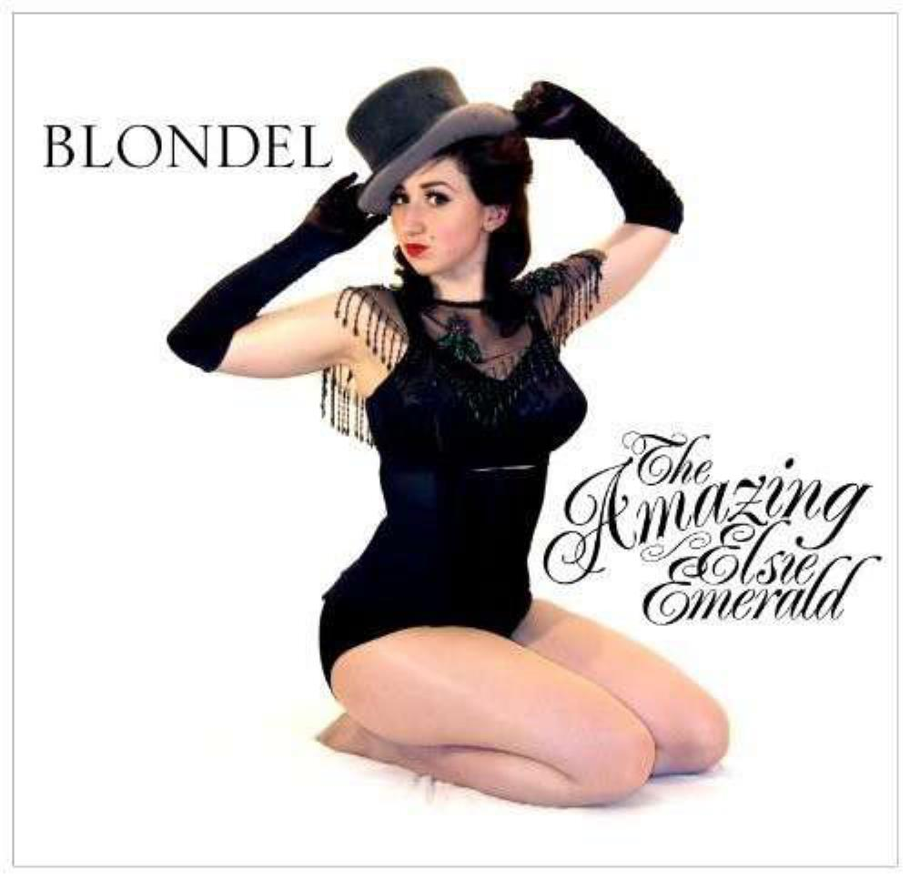 Amazing Blondel - The Amazing Elsie Emerald CD (album) cover