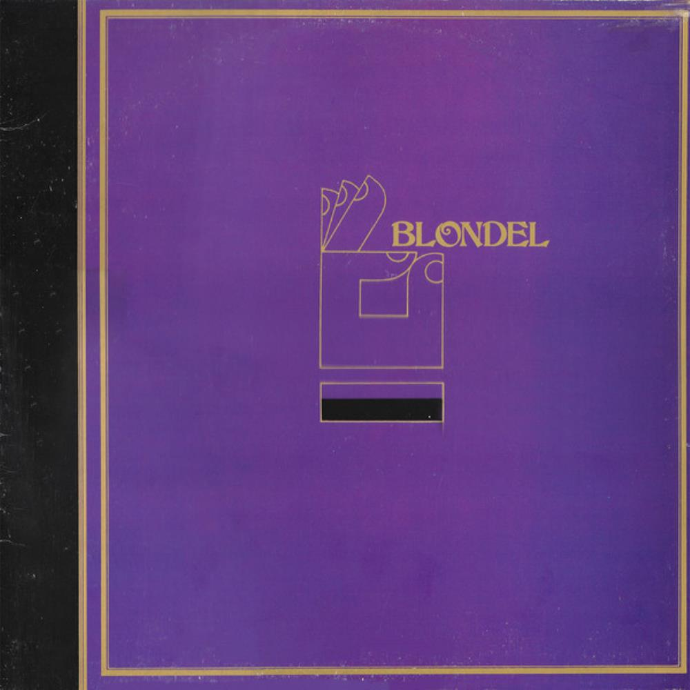 Amazing Blondel - Blondel CD (album) cover