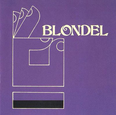 Blondel (The Purple Album)  by AMAZING BLONDEL album cover