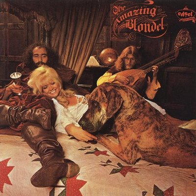 The Amazing Blondel by AMAZING BLONDEL album cover