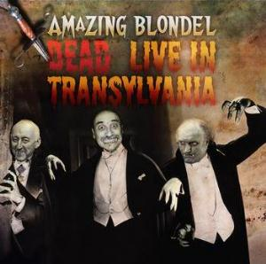 Dead - Live in Transylvania by AMAZING BLONDEL album cover