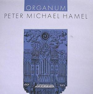 Organum by HAMEL, PETER MICHAEL album cover