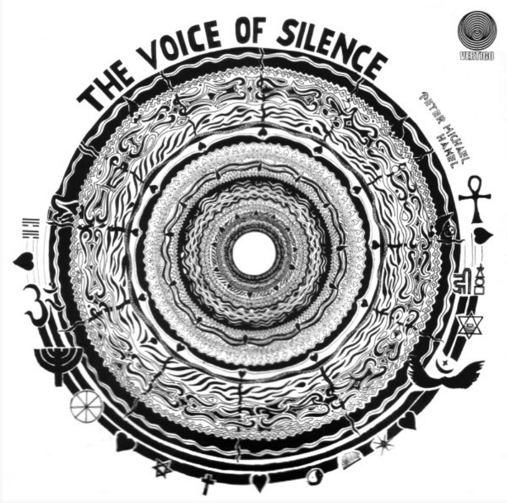 Peter Michael Hamel The Voice Of Silence album cover