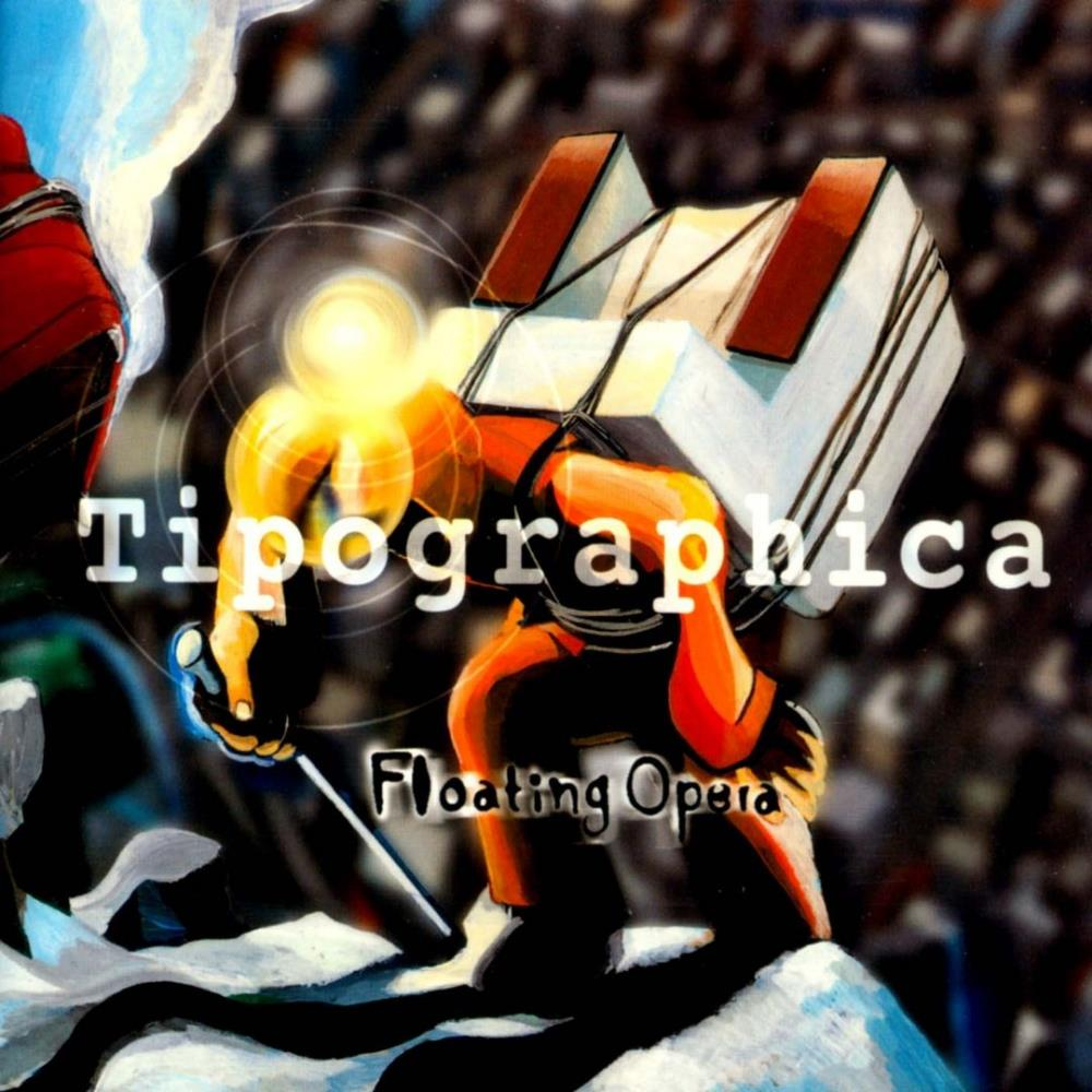 Tipographica Floating Opera album cover