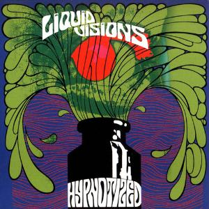 Liquid Visions Hypnotized album cover