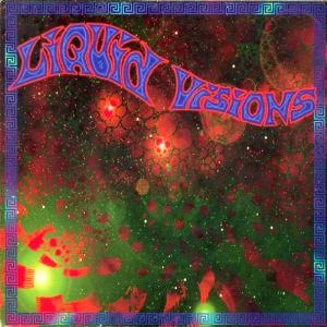 Liquid Visions Overstellar Interdrive album cover
