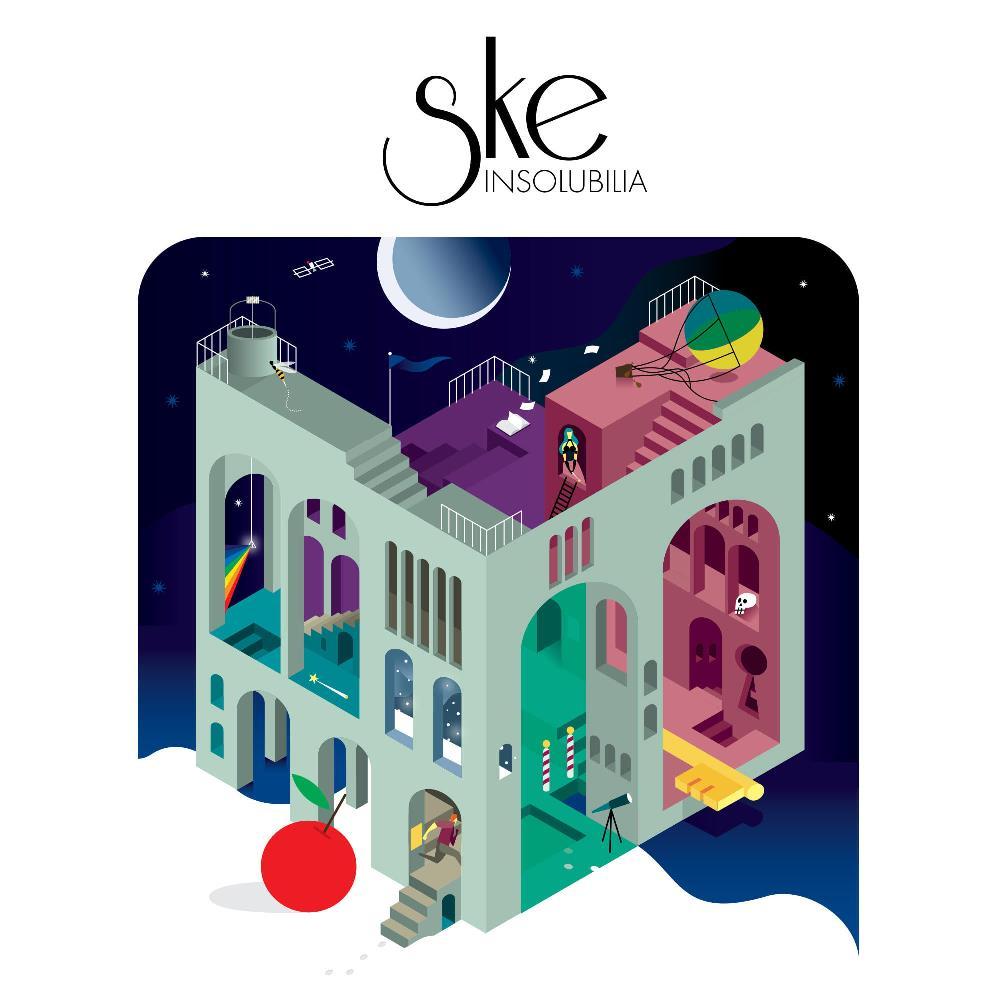 Insolubilia by SKE album cover