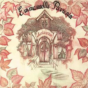 Emmanuelle Parrenin - Maison Rose CD (album) cover