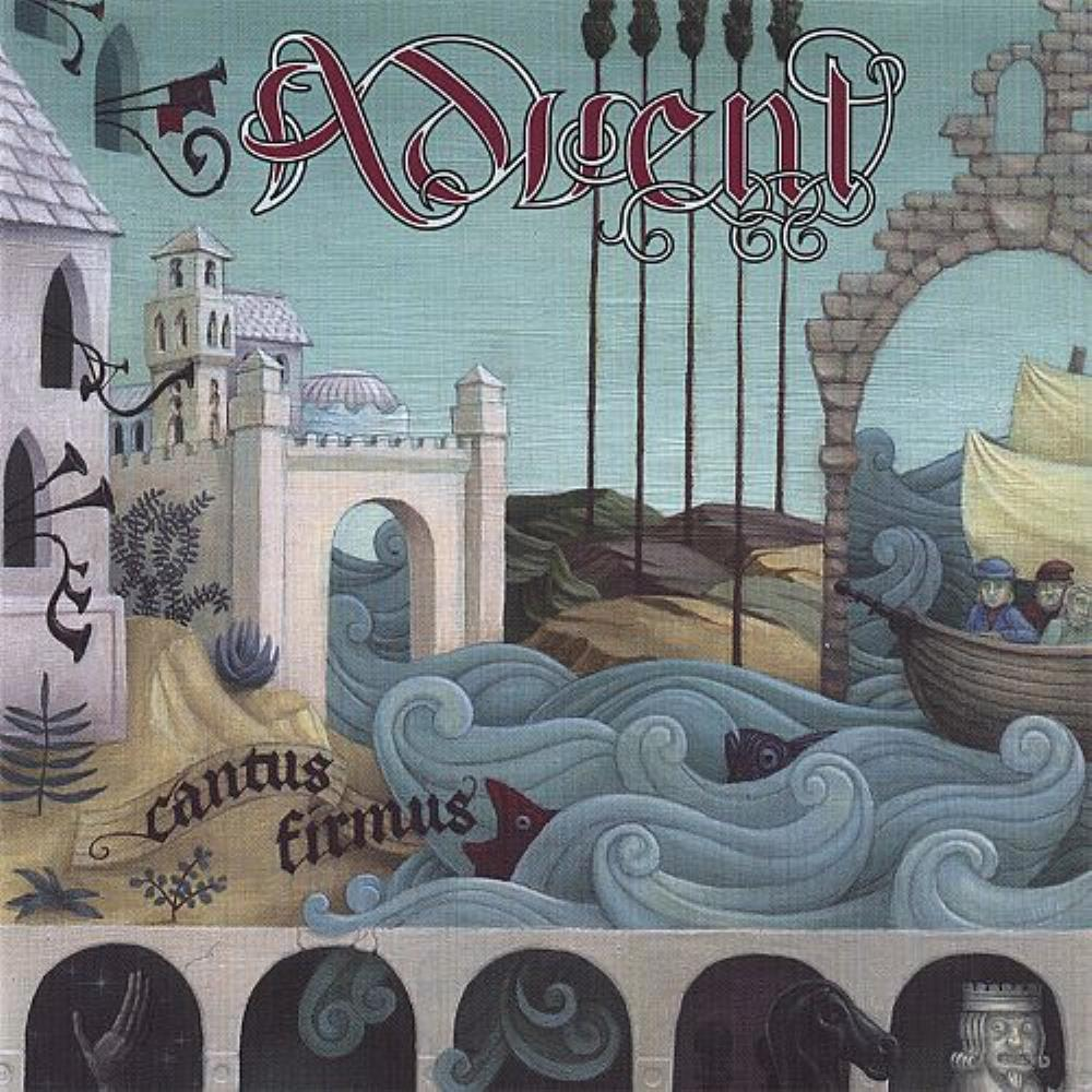 Advent - Cantus Firmus CD (album) cover