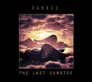 Xanadu - The Last Sunrise CD (album) cover