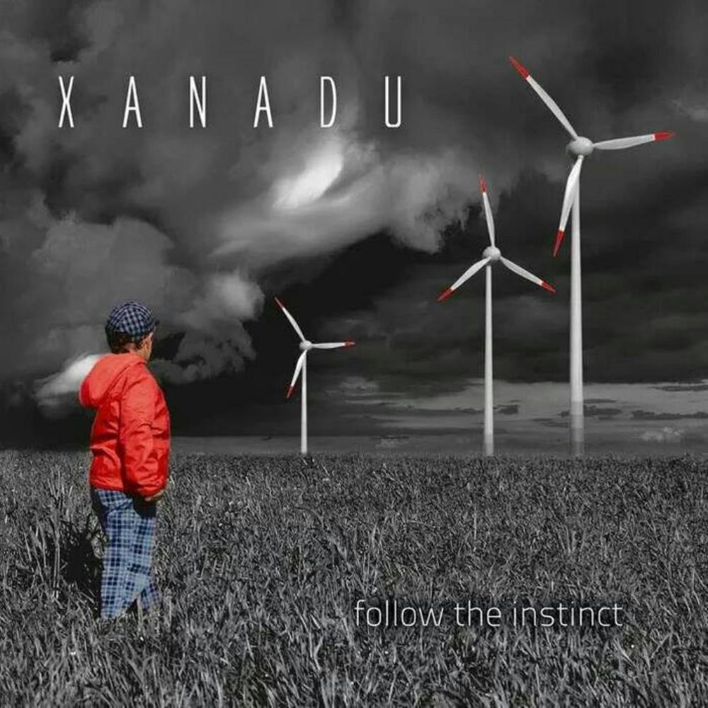 Follow The Instinct by XANADU album cover