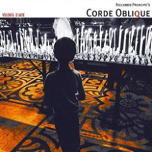 Corde Oblique - Volontà D'Arte CD (album) cover