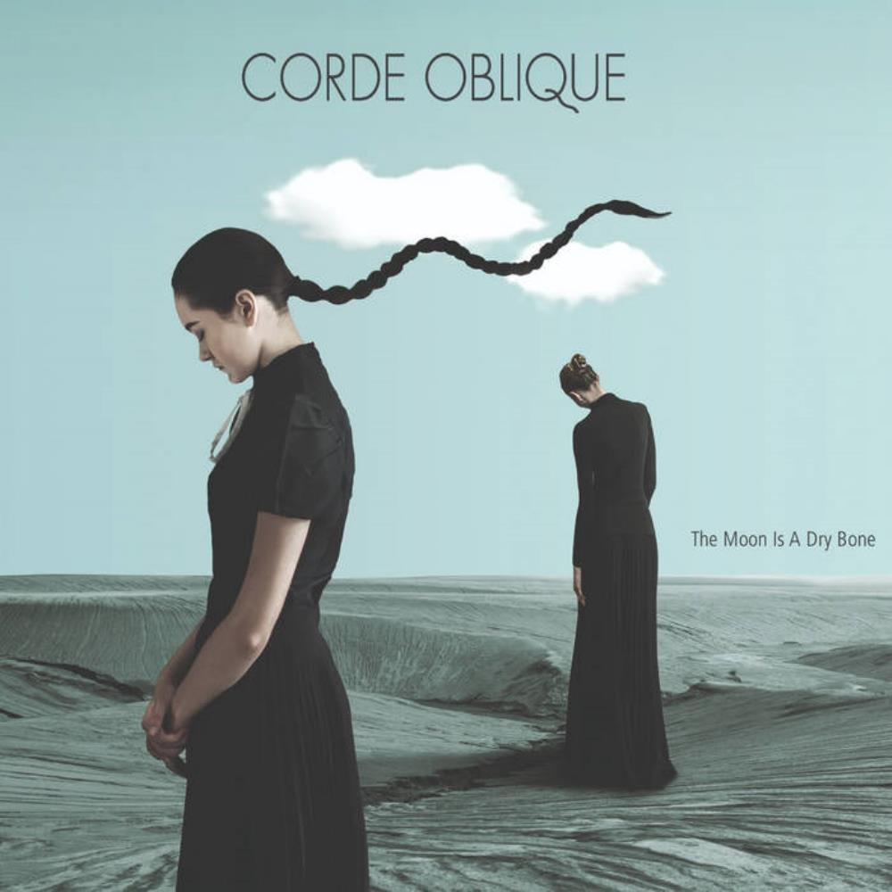 The Moon is a dry bone by Corde Oblique album rcover