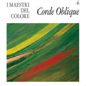 I Maestri Del Colore by CORDE OBLIQUE album cover