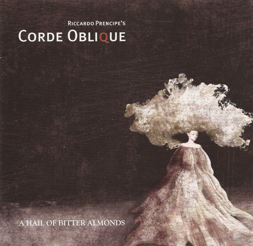 A Hail Of Bitter Almonds by CORDE OBLIQUE album cover