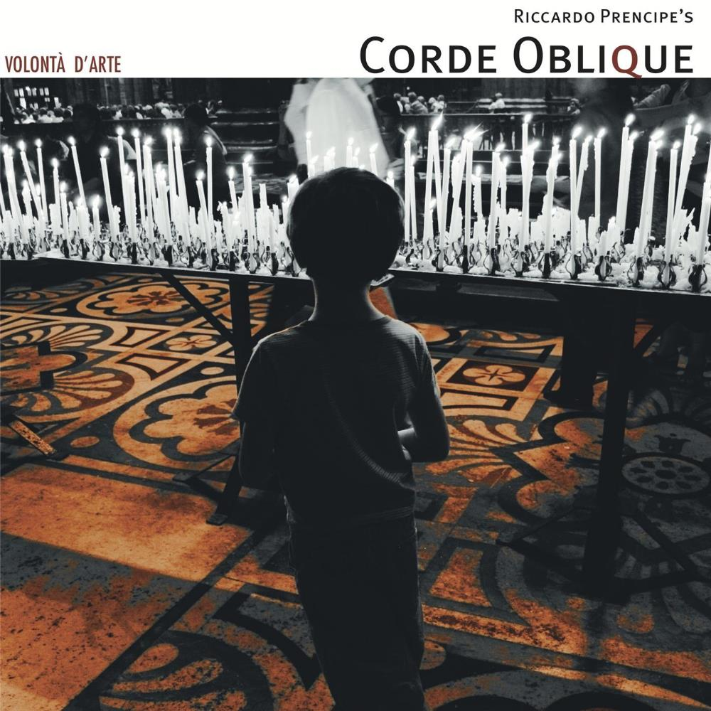Volontà D'Arte by CORDE OBLIQUE album cover