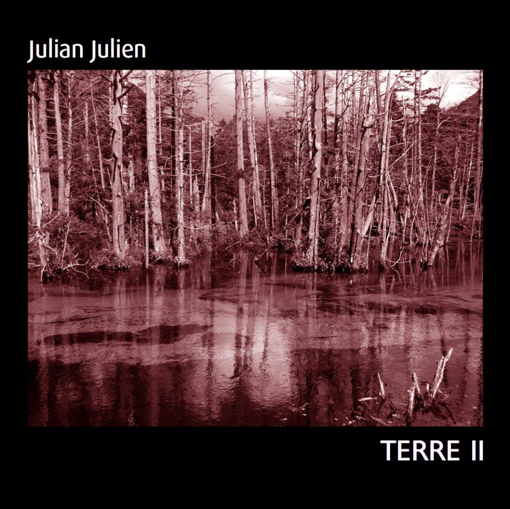 Julian Julien - Terre II CD (album) cover