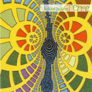 Julian Julien - Terre CD (album) cover