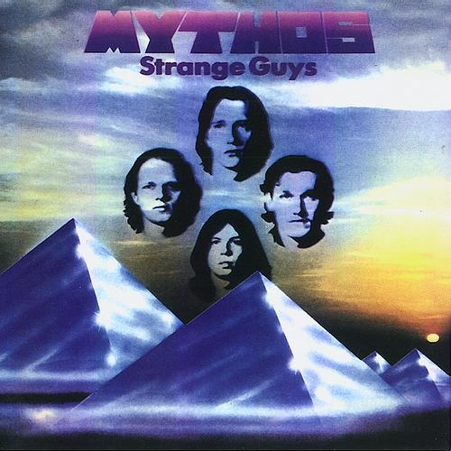Mythos - Strange Guys CD (album) cover