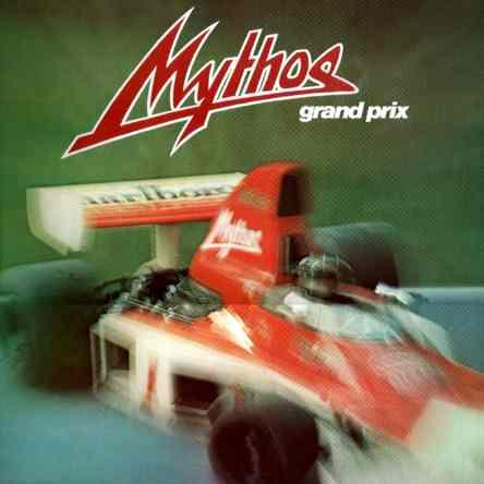 Grand Prix by MYTHOS album cover
