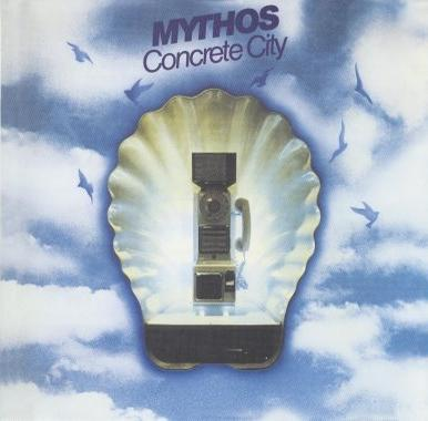 Mythos - Concrete City CD (album) cover