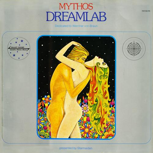 Mythos - Dreamlab CD (album) cover