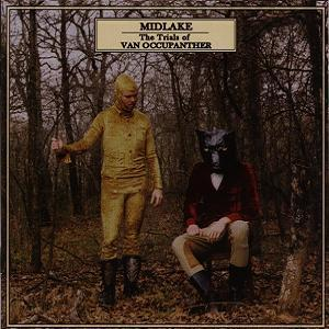 Midlake - The Trials of Van Occupanther CD (album) cover