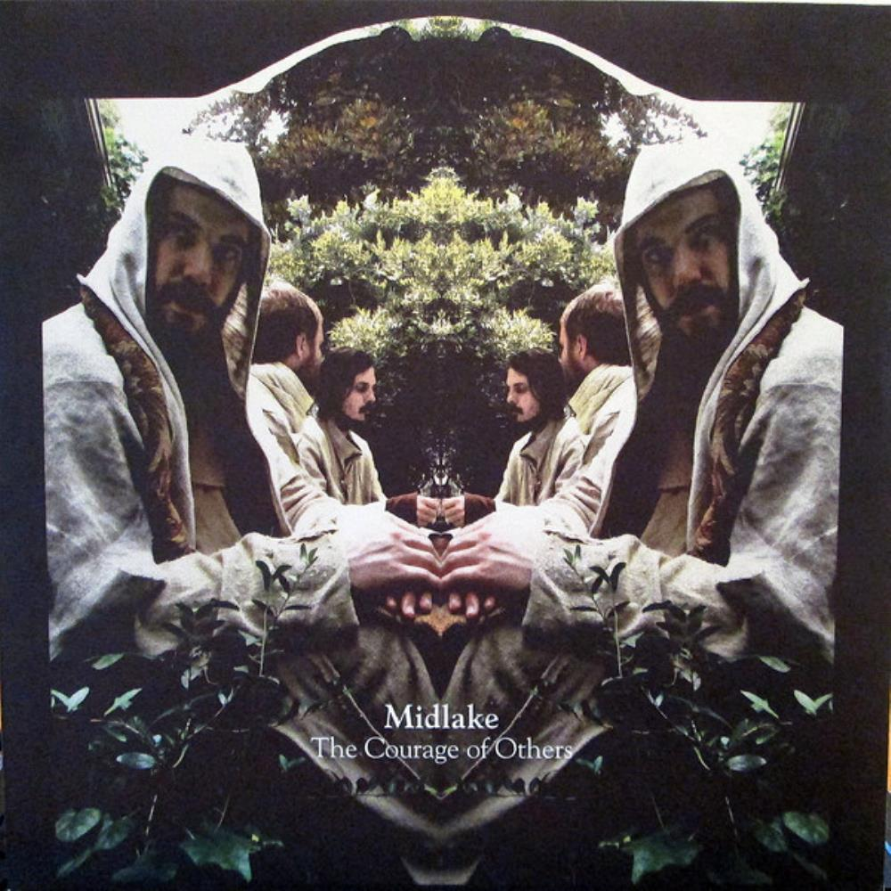 The Courage Of Others by MIDLAKE album cover