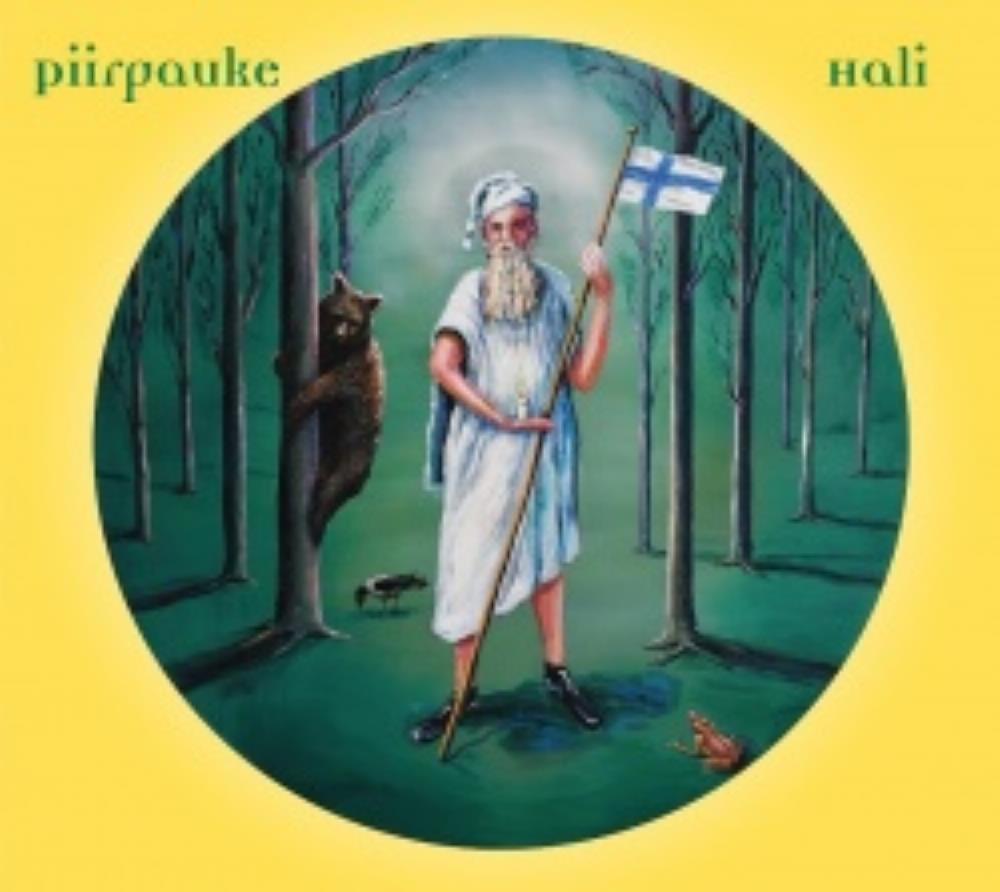 Hali by PIIRPAUKE album cover