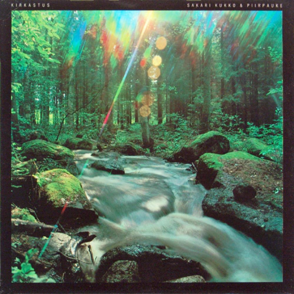 Kirkastus by PIIRPAUKE album cover