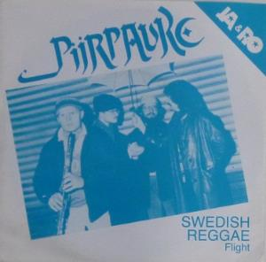 Piirpauke Swedish Reggae album cover