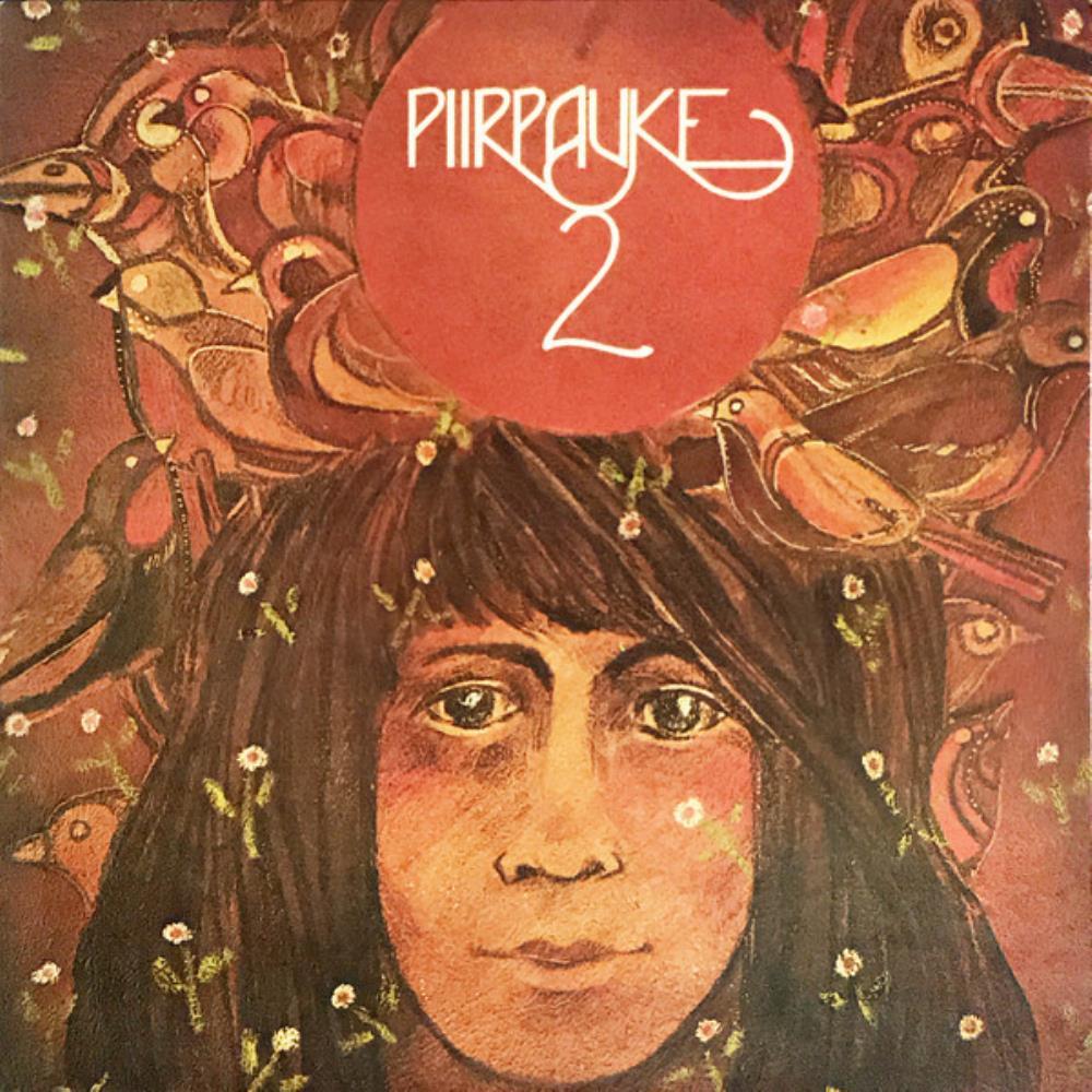 Piirpauke 2 by PIIRPAUKE album cover