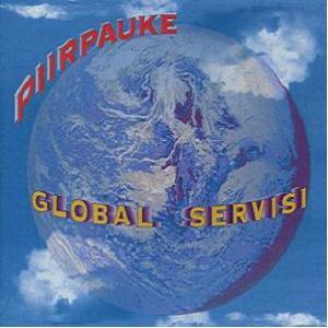 Piirpauke Global Servisi album cover