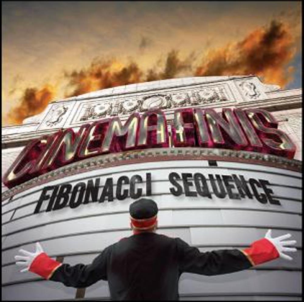 Cinema Finis by FIBONACCI SEQUENCE album cover
