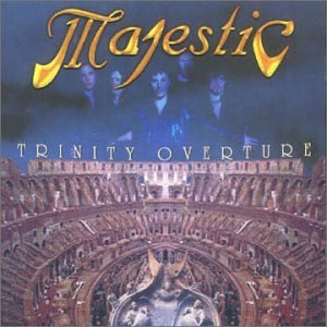 Trinity Overture by MAJESTIC album cover