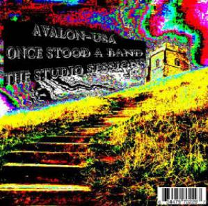 Once Stood a Band - the Studio Sessions by AVALON USA album cover