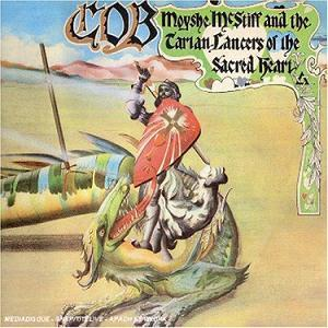 C.O.B. Moyshe McStiff and the Tartan Lancers of the Sacred Heart album cover
