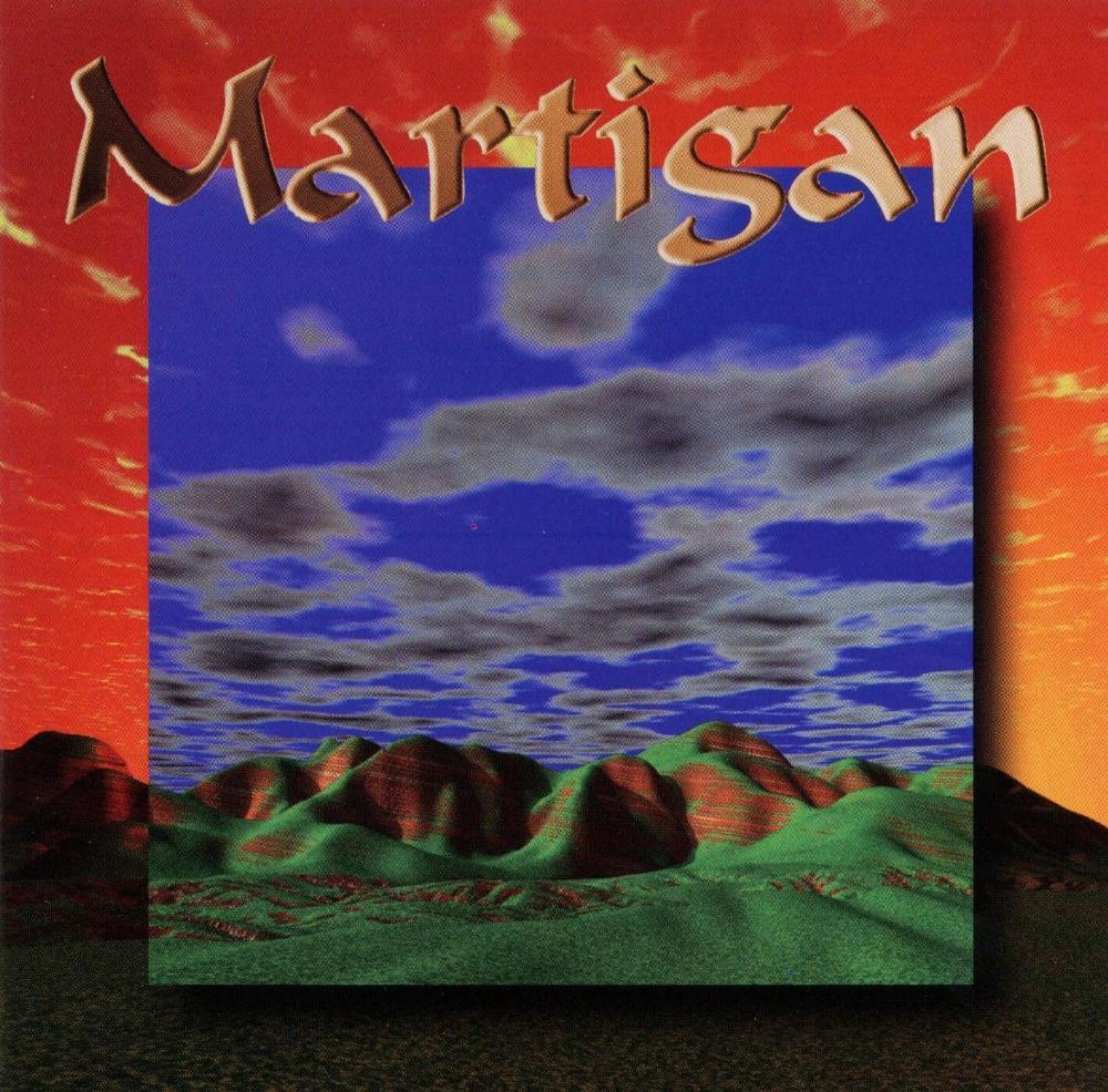 Ciel Ouvert by MARTIGAN album cover