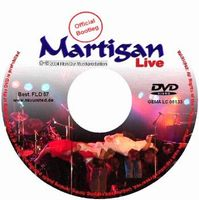 Martigan Live in Koln album cover
