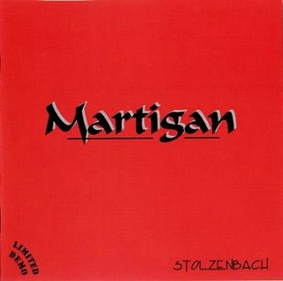 Stolzenbach  by MARTIGAN album cover